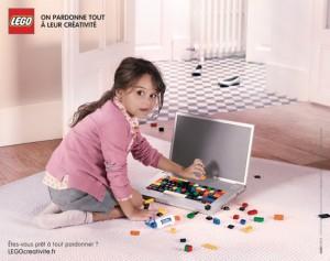 lego-france-publicité-print-affiche-marketing-enfants-creatifs-on-pardonne-tout-a-leur-creativite-agence-grey